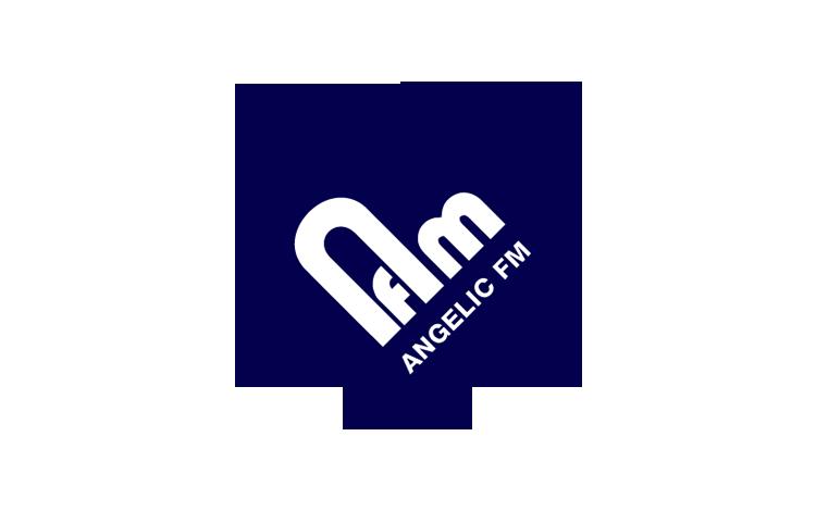 Angelic FM logo ontwerp