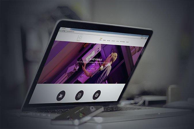 HD Videozuil website